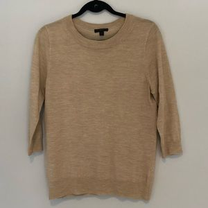 J. Crew Tippi Sweater in Oatmeal